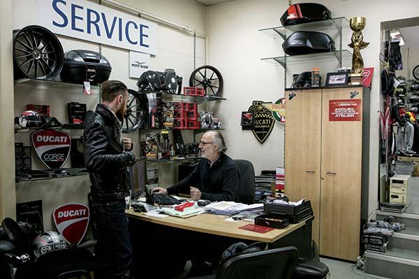 Motori Show - Service