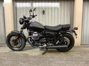 Read more about the article V9 BOBBER