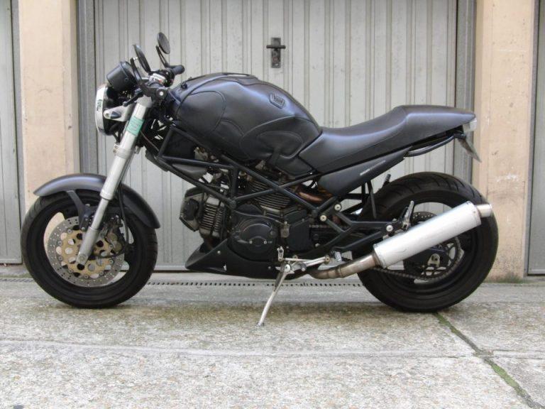 monster 600 dark